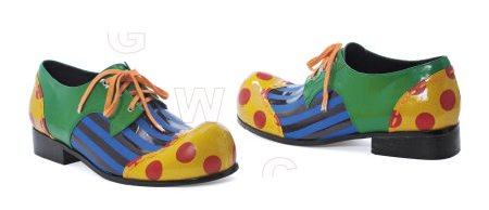 Clown - 1 inch Heel Shoe