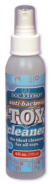 Anti-Bacterial Toy Cleaner 4 Oz.